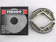FERODO GANASCE FRENO POSTERIORE PER PIAGGIO BRAVO 50 (alloy wheels 90mm hub) 87>