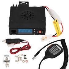 Autoradio Ricetrasmettitore Car Mobile FM Radio VHF UHF Walkie Talkie Microfono