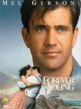 Forever Young DVD 1992 Romantic Drama With Mel Gibson UK Region 1