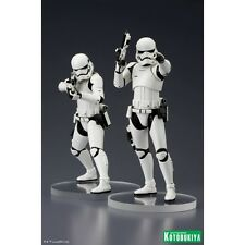 Star Wars First Order Stormtroopers - Twin Pack 1/10th Scale Figures - ArtFX