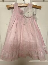 Bonnie Jean Dress 2/2t Pink Special Occasion