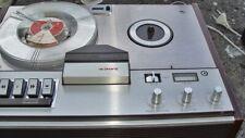 Vintage Tonband Philips 4 Track 4 Spur 4307 70 er Jahre gut erhalten