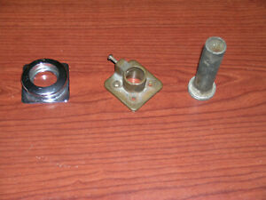 ROLLS ROYCE FLYING LADY MOUNTING/DISPLAY COMPONENTS