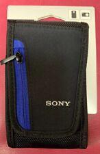 Sony LCS-CS1/B Cyber-shot Camera Case