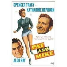 Pat And Mike [1952] REGION 2 DVD - SPENCER TRACY - KATHERINE HEPBURN