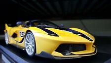 Licensed exotic super car FERRARI Prototype FXX k 1:18 Diecast Model Details car