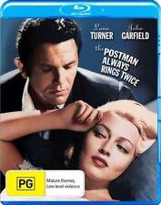 The Postman Always Rings Twice (Blu-ray, 2013)