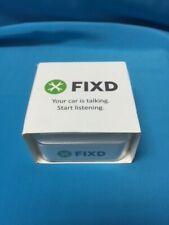 FIXD ODB-II Active Car Monitor Engine Code Reader/Scanner iPhone & Android