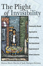 Plight Of Invisibility Harris  Donna Marie 9781433125805