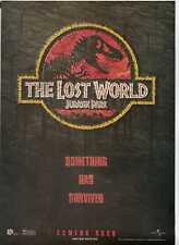 Jurassic Park Film Ads & Flyers