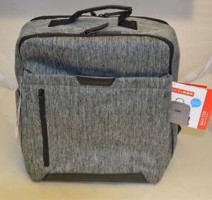 Skip Hop Baxter Multifunction Diaper Backpack - Gray