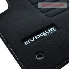 Premium Top Velour Fußmatten für Range Rover Evoque 5-türig ab Bj. 2011 - heute