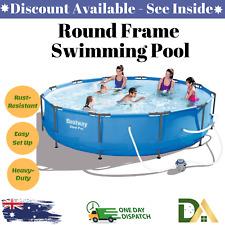 Bestway Above Ground Swimming Pool Steel Pro™ Frame Filter Pump 3.66m x 0.76m