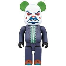 Medicom The Dark Knight The Joker Bank Robber 100% Bearbrick