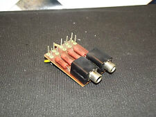 Pioneer Qx-949 Stereo Receiver Original Phones Jack Part Awx-054