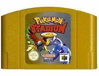 Pokemon Stadium 2 Nintendo 64 N64 Free Shipping!