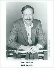 Gary Burton ECM Records Original Press Photo