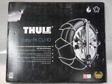 Reifen Schneeketten THULE Easy-Fit CU-10 080 Neuwertig