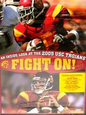 Fight On! An Inside Look At The 2005 USC Trojans Football DVD NEW! Reggie Bush