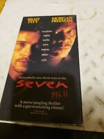 Seven (VHS, 1996)
