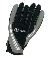 Tusa DG-5100 2mm Warm Water Glove with Suede Palm for Scuba Diving SM