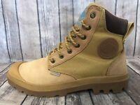 Palladium Men's Sport Cuff Waterproof Boots Peach Size M7 W8.5 A1