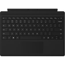 Microsoft Surface Pro Signature Type Cover Keyboard (Black) FMM-00001