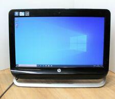 "HP Pro 3420 20"" Windows 10 All in One Intel Pentium Dual 2.7GHz 8GB 500GB HDD"