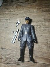 Star Wars The Black Series Finn First Order Disguise LOOSE USED