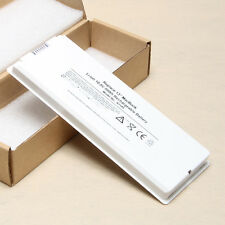 """Laptop Battery for Apple MacBook 13"""" 13.3"""" inch A1181 A1185 MA561 MA566 White"""