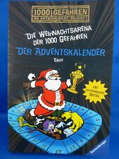 Der Adventskalender: Die Weihnachtsarena der 1000 Gefahren von THiLO/ ab 10 J.