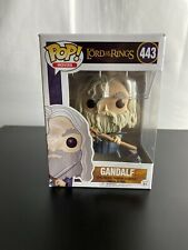 Funko Pop Movies: The Lord of the Rings - Gandalf Vinyl Figure Unopened!