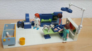 Playmobil 4346 - Tierarztpraxis, sehr guter Zustand