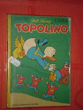 WALT DISNEY-TOPOLINO libretto- n° 718 b - originale mondadori- anni 60/70