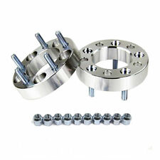 2PCS 30mm Wheel Spacers Adapter 5x114.3 M12x1.25 CB71.5 For Nissan and Subaru