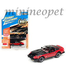 JOHNNY LIGHTNING JLCP7006 1980 NISSAN DATSUN 280 ZX 10th ANNIVERSARY 1/64 RED