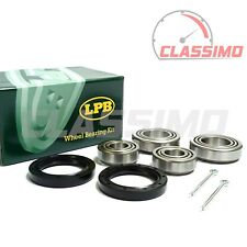 Front Wheel Bearing Kit Pair for FORD ESCORT MK 2 - 1975 to 1980