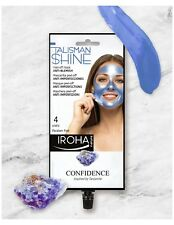 MASCARILLA PEEL OFF AZUL TALISMAN SHINE ANTI IMPERFECCIONES IROHA NATURE