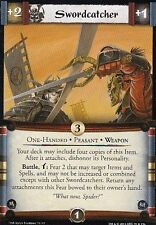 Swordcatcher L5R CCG Thunderous Acclaim ThA