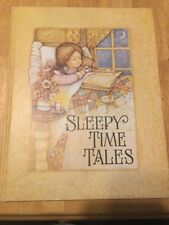 Vtg 1980s Childrens Book Sleepy Time Tales Book Classics Roloff HC 1981 Current