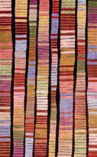 Adam Reid, Fire Dreaming, ORIGINAL Aboriginal Art 140x86cm w/ COA