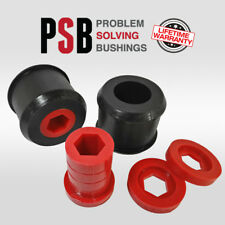 MINI Cooper 00-15 Front Lower Control Arm Wishbone Poly Bushing Kit Red PSB 640