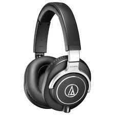 Audio-Technica ATH-M70x Headphones - Black/Silver