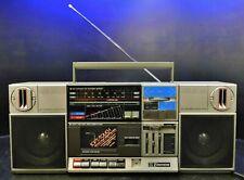 Vintage Emerson MM825 AM/FM Cassette Boombox *READ*