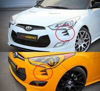 Devil's Claws Bumper Accessories 4P For Hyundai Veloster & Turbo 2012 2016