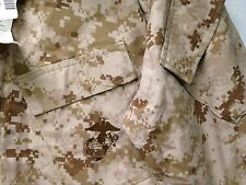 New US Marines Kids coat small MARPAT uniforme USMC chaqueta Army Special Forces DCU