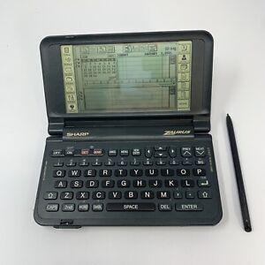 Vintage Sharp Zaurus ZR-5000 PDA - Excellent Comes With Pen No Batteries