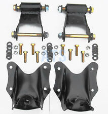 ATS Springs F250 Rear of Rear Hanger Shackle Kit (Replaces 722-004, 722-005)
