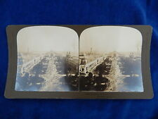 STEREOVIEW - H.C. WHITE CO - 10259 CHAMPS DE MARS / EXPOSITION 1900 - TOP !