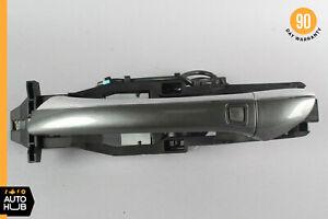 06-11 Mercedes W219 CLS550 CLS55 Rear Left Exterior Door Handle Keyless Go OEM